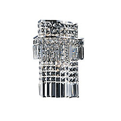CWI Lighting Colosseum 5 inch Four Light Wall Sconce with Chrome Finish