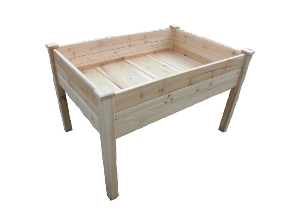 Raised Garden Table (Medium)