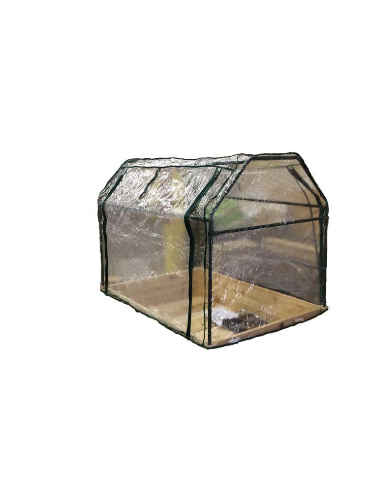 Eden Raised Garden Optional Enclosure (Enclosure Only) 2 ft. X 3 ft.