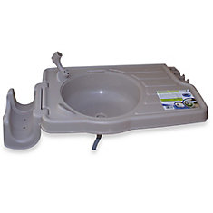 Outdoor Sink For Greenhouse- Large