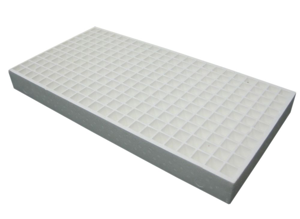 Hydroponic Seed Trays -242 Plugs ( 2 Pack)