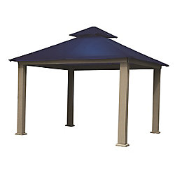 ACACIA 12 ft. Sq. Gazebo -Admiral Navy