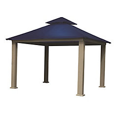 12 ft. Sq. Gazebo -Admiral Navy