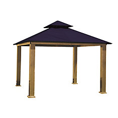 14 ft. Sq. Gazebo -Admiral Navy
