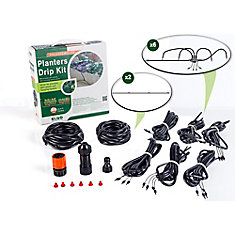 24 ft. Dripper Watering Kit