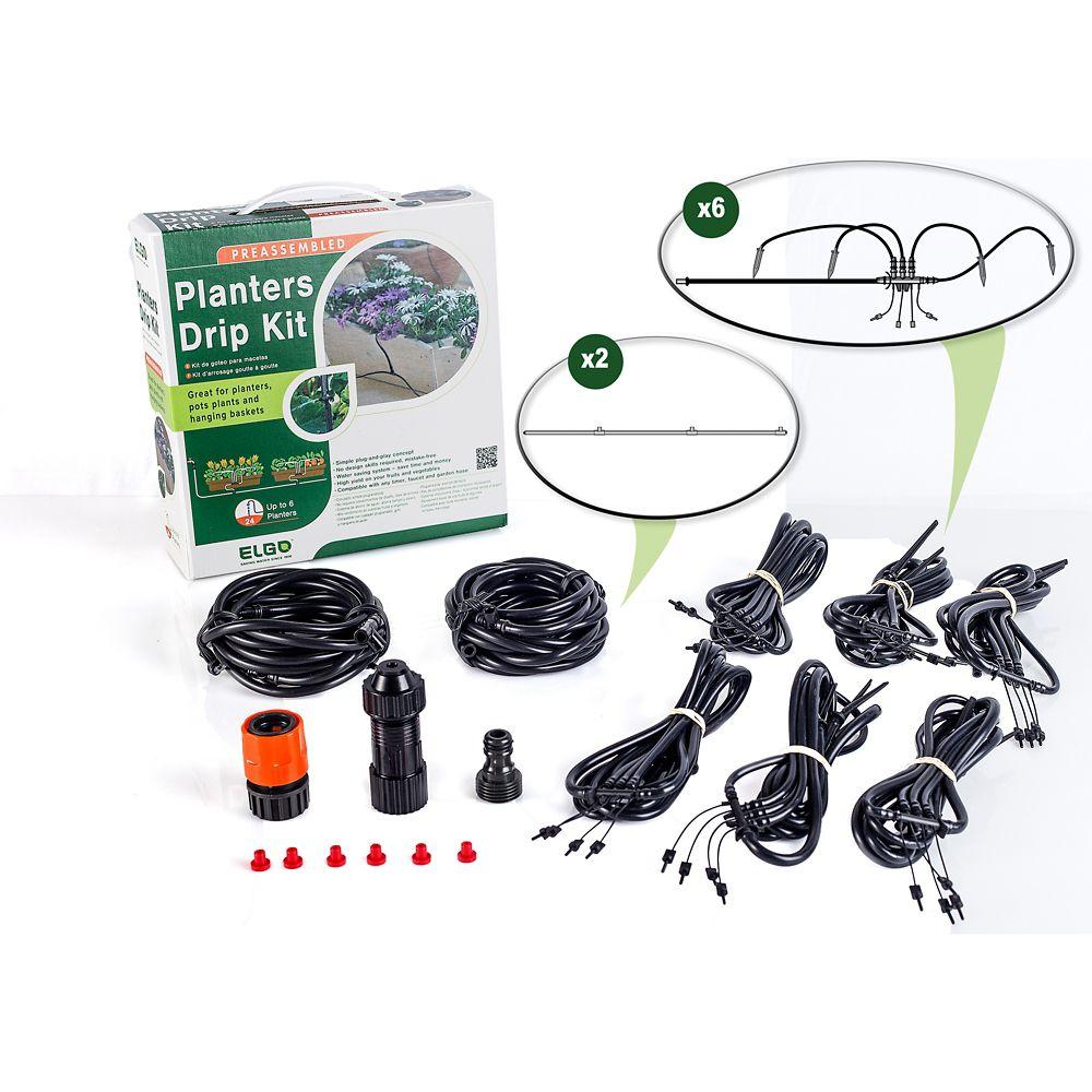 24 ft. Dripper Watering Kit
