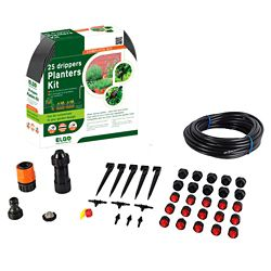 Genesis Customizable 33 ft. Planter/ Container Dripper Kit