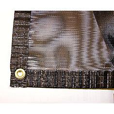 8 ft.x24 ft. Internal Shade Cloth