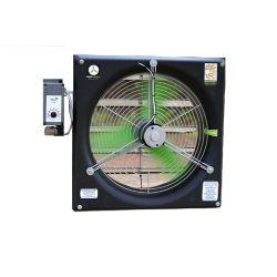 Monticello Système de ventilation à énergie solaire