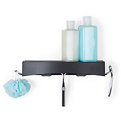 Better Living Clever Flip Shelf Black
