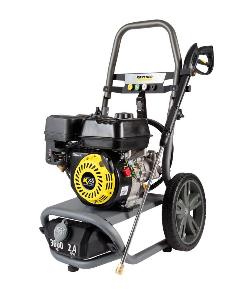 G 3000 X 3000 PSI 9 LPM Gas Pressure Washer