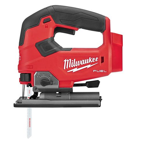 M18 FUEL 18V Lithium-Ion Brushless Cordless Jig Saw (Tool-Only)