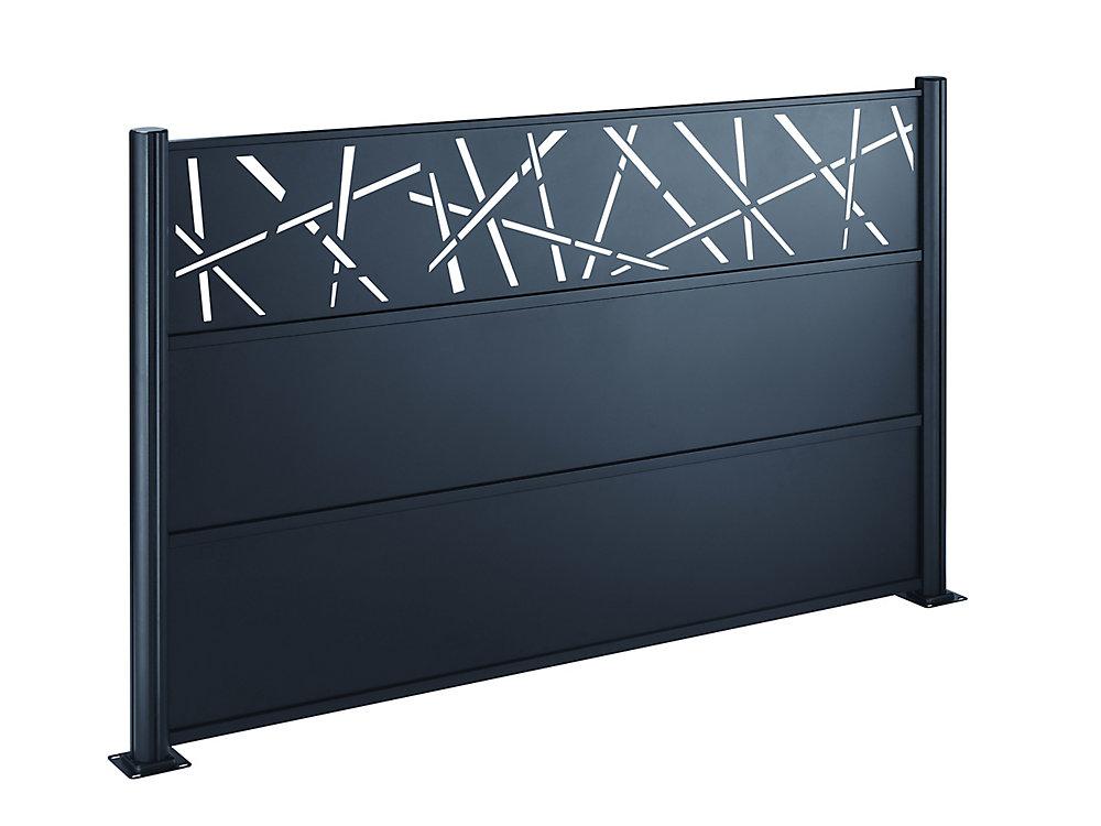 3-Piece Steel and Aluminum Screen
