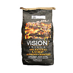 100% Natural Hardwood Lump Charcoal 20 lb. Bag