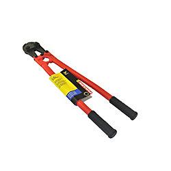 Fuller 24-inch Bolt Cutter with Non-Slip Rubber Grips
