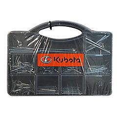 Kubota Assortment de clous 500 pièces