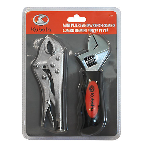 Mini Plier and Wrench Combo