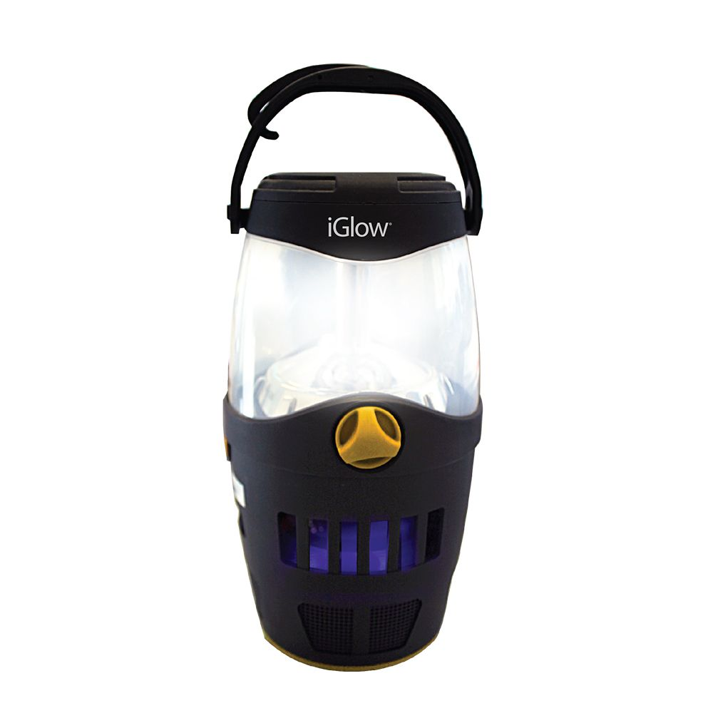 Outdoor LED Light with Power Bank & UV Mosquito Killer