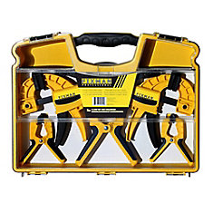 5 pc Clamp Set and Organizer