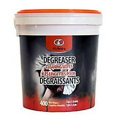 Heavy-Duty Degreaser Wipes