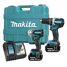 18V LXT 5.0Ah 2-Piece Drill and Driver Kit