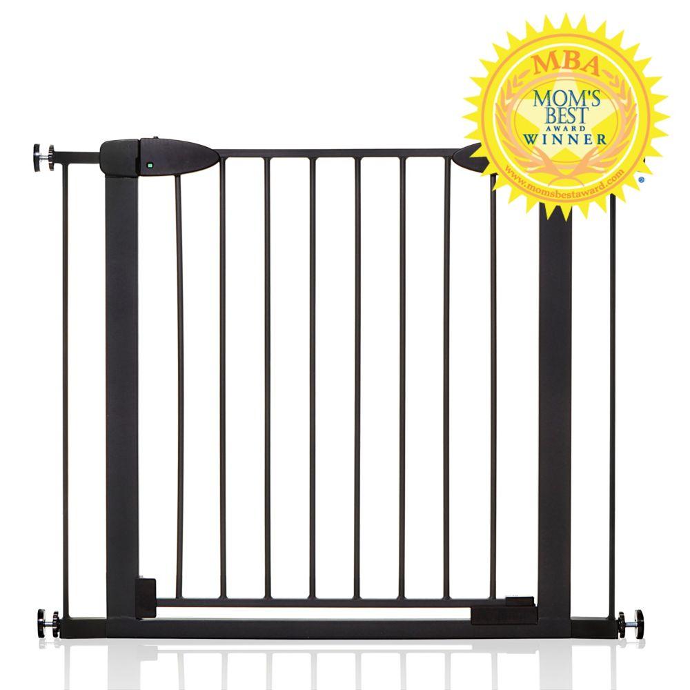 Dreambaby Boston Magnetic Auto-Close Security Gate - Black