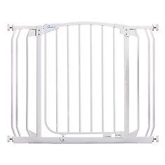 The Chelsea Auto-Close Security Gate - White