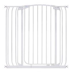Dreambaby La barrière de sécurité en métal à fermeture automatique Chelsea Xtra Tall de