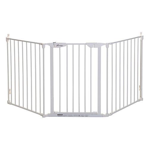 The Newport Adapta-Gate - White