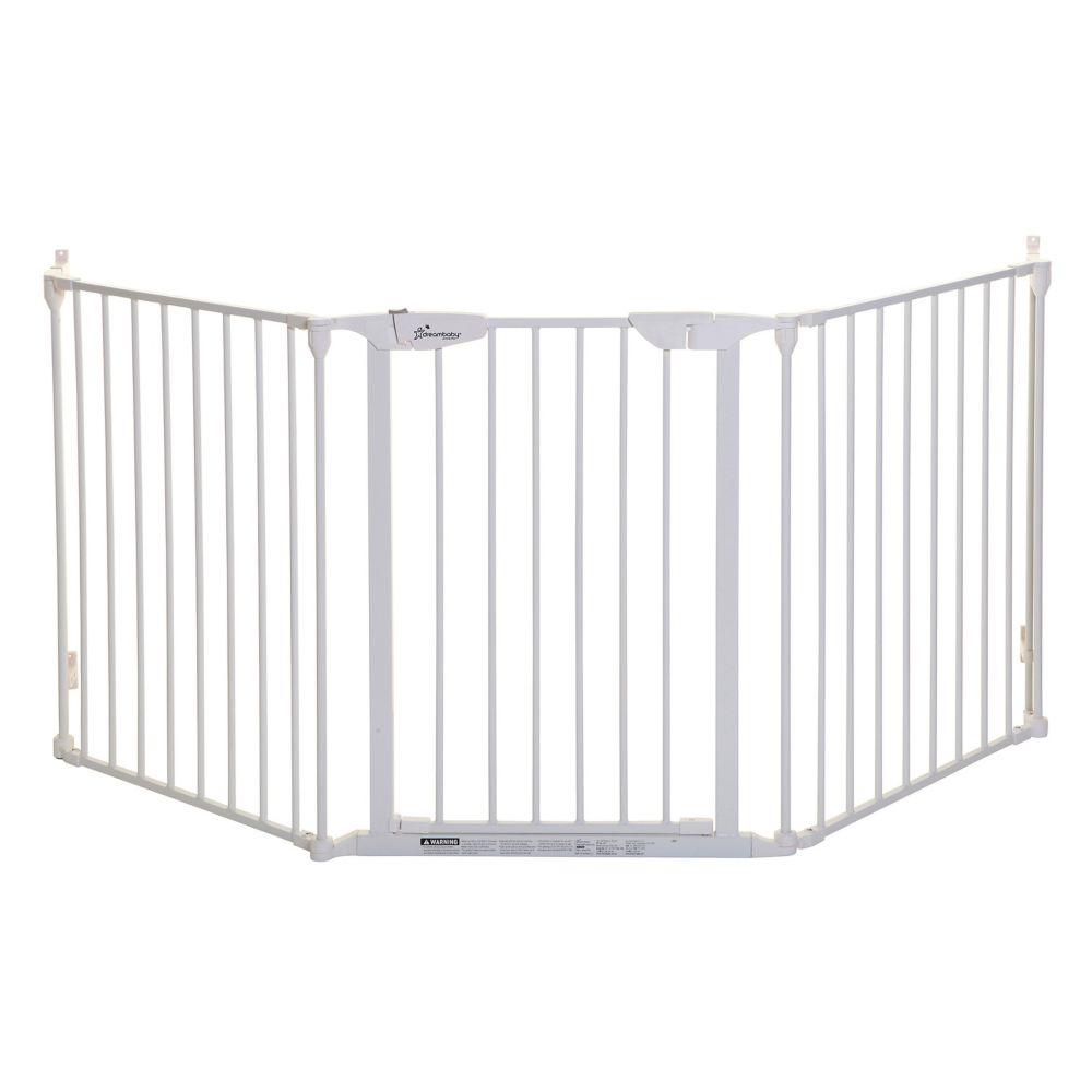 Dreambaby The Newport Adapta-Gate - White