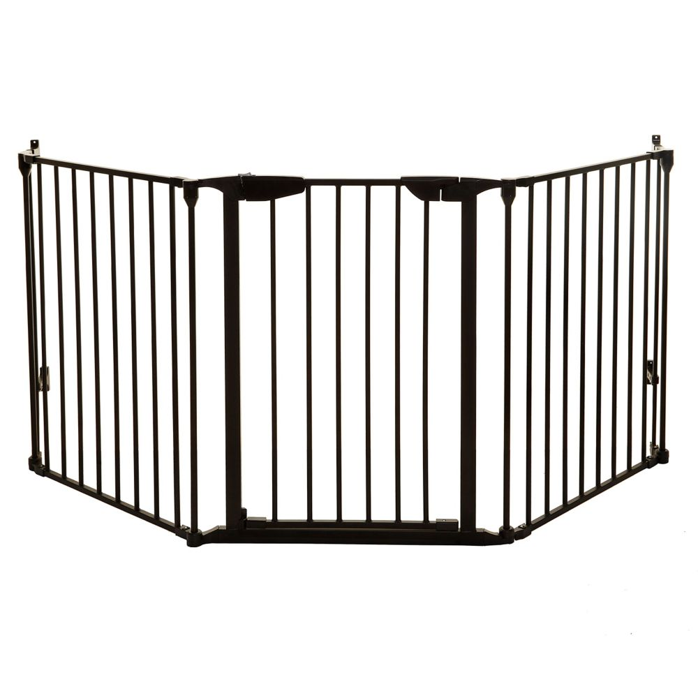 Dreambaby The Newport Adapta-Gate - Black