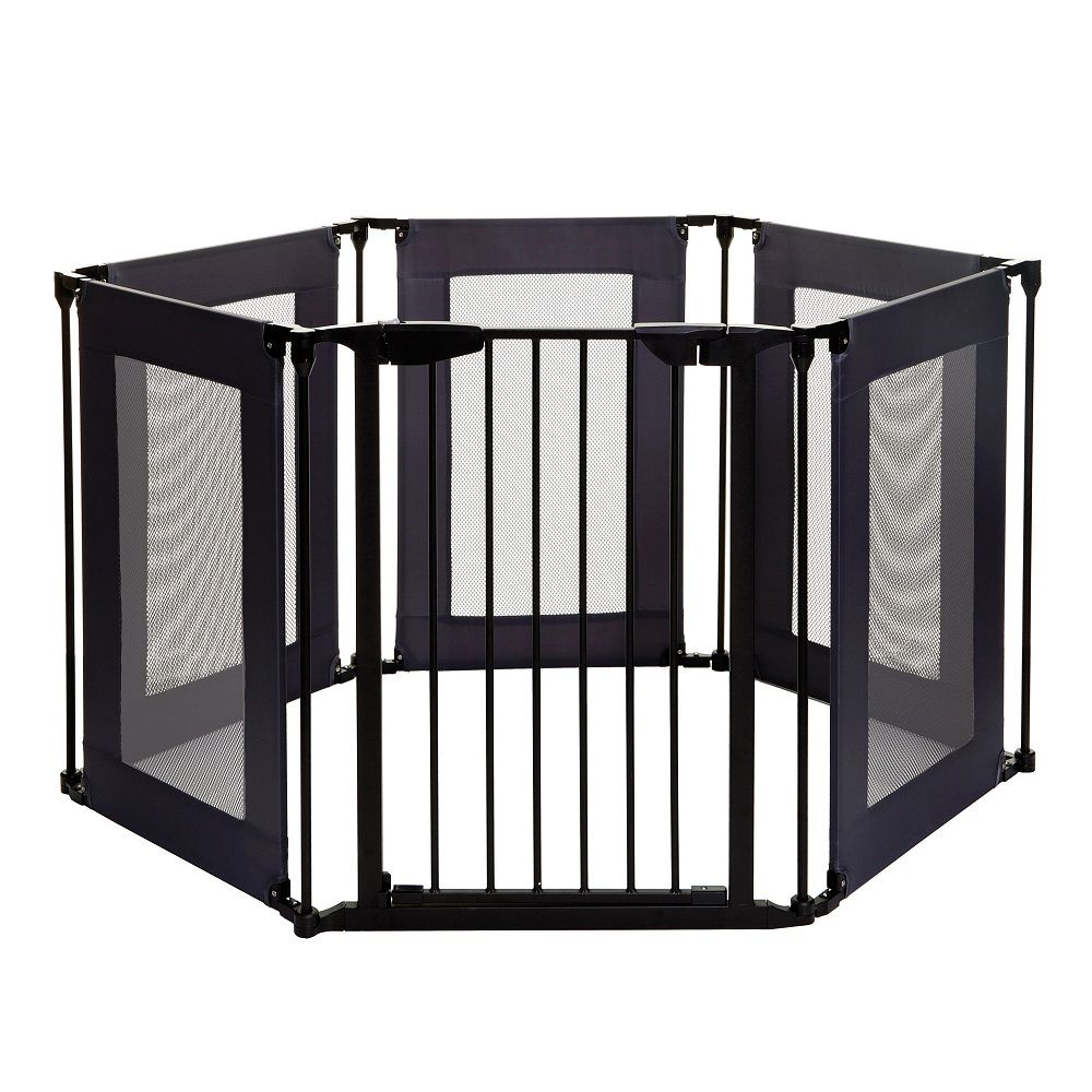 Dreambaby Brooklyn Converta Play-Pen Gate with Mesh Panels