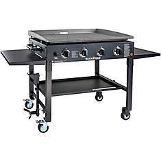 36 inch Griddle Cooking Station