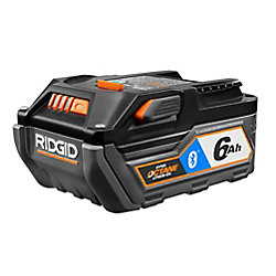 18-Volt HYPER OCTANE Bluetooth 6.0Ah Battery Pack