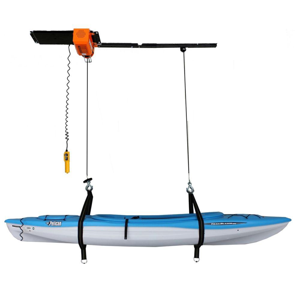 Proslat Garage Gator Single Canoe & Kayak 125 lb Hoist Kit