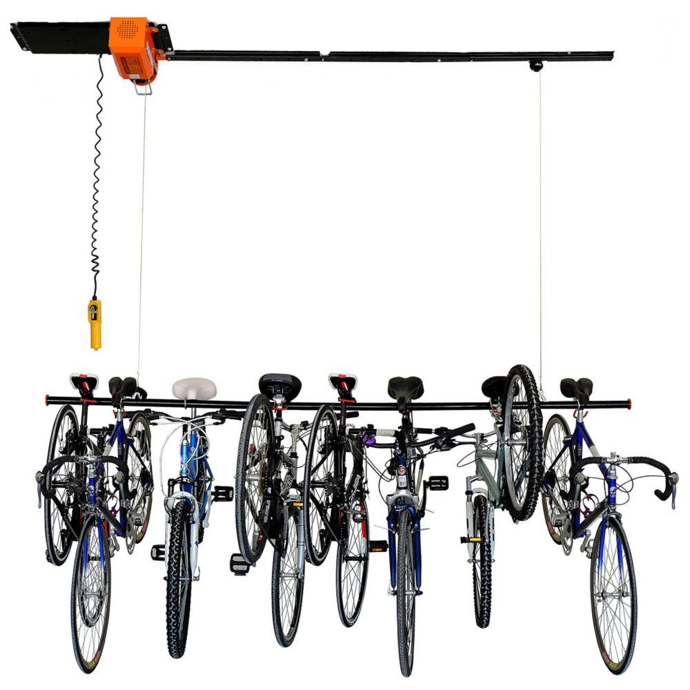 Proslat Garage Gator Eight Bicycle 220 lb Hoist Kit