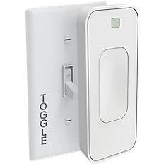 Interrupteur intelligent Slim sans fil à activation vocale-Toggle