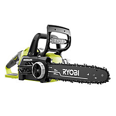 18V ONE+ 12-Inch Brushless Lithium-Ion Electric Cordless Chainsaw with 4.0 Ah Battery