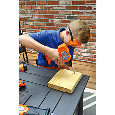 Deluxe Toy Power Tool Set (10-Piece)