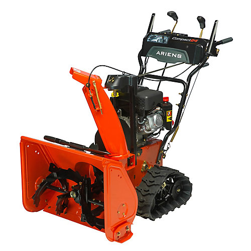 Compact Track 24-Inch, 2-Stage, 120V Electric Start, 223cc Ariens AX Engine