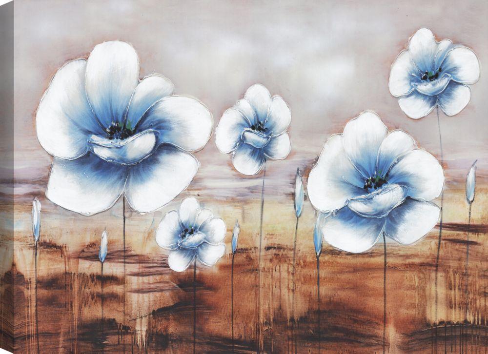 Flower I, Farm Art, Canvas Print Wall Art