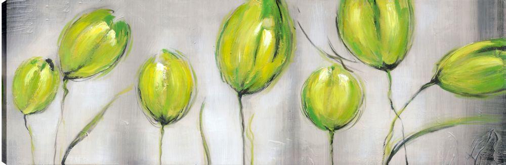 Flower II, Floral Art, Canvas Print Wall Art