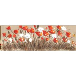 Mirrorize Canada A Bunch of Flowers, Floral Art, Canvas Print Wall Art