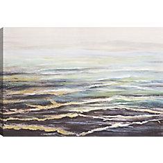 L'océan, l'Art du paysage, la toile imprimer Wall Art