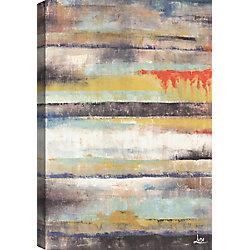 Art Maison Canada Colors II, Abstract Art, Canvas Print Wall Art