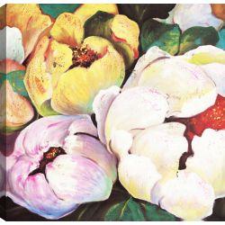 Art Maison Canada Spring Colors II, Floral Art, Canvas Print Wall Art