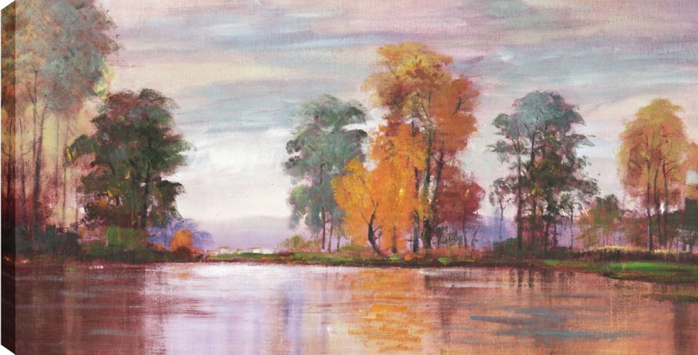 Art Maison Canada Autumn Colors I, Landscape Art, Canvas Print Wall Art
