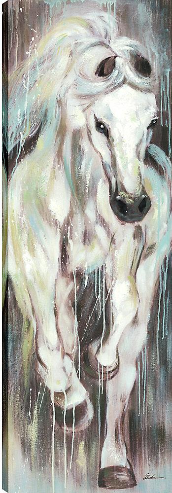 Beau cheval j'ai, Art animalier, toile impression Wall Art