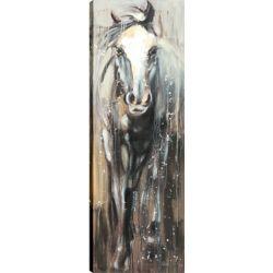 Art Maison Canada Beautiful Horse II, Animal Art, Canvas Print Wall Art