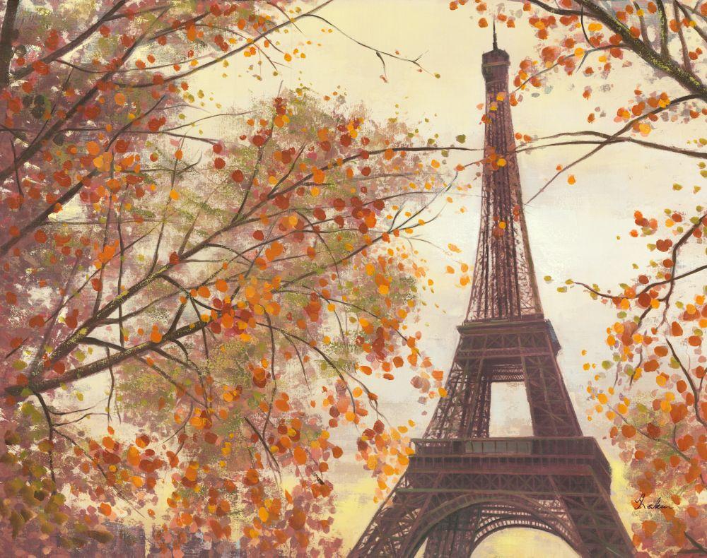 Tower, Landscape Art, Canvas Print Wall Art